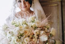 Sarah & Melchior Wedding by Journal Portraits