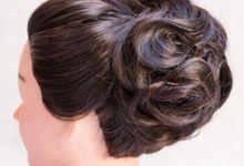 Hair do by empata omah rias