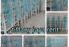 Tiffany Putih Kayu by TIFFANY JAYA RENT-KURSI TIFFANY