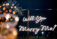 Proposal Decor - RoofDeck by Yellow Leafz