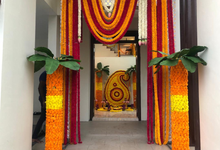 Indian House Warming by Yellow Leafz