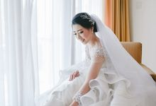 Emi Wedding Dress by Yenny Lee Bridal Couture