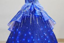 Angie Sweet 17th Birthday Gown (LED Dress) by Yenny Lee Bridal Couture
