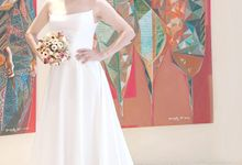 Simply White Collections by Yenny Lee Bridal Couture