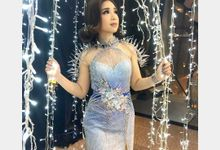 Mother of the Birthday Girl Evening Gown by Yenny Lee Bridal Couture