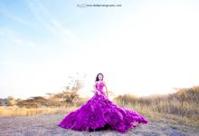 let it flow -  Presweet 17th of Yessi Dora by XLO Photography