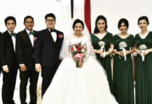 YESSICA WEDDING by bridestore indonesia