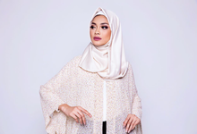 Touch of beauty makeup for photoshoot fash muslim by YessyMakeupHair