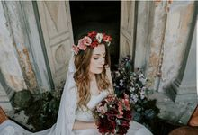 Boho Chic Wedding by CATERINA LOSTIA