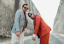 Couple Session Raras & Fahmi by TeinMiere