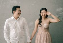 Indoor Session with Anton & Stela by Yosgawan Studios