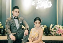 Engagement of Eric and Regine by Yosgawan Studios