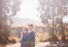 Hendra and Stefanie by Malangncong