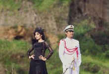 Sarah & Coki Prewedding by Bride by Clay Indonesia