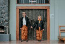 Prewedding Yasa & Yudha by Domencia Photography