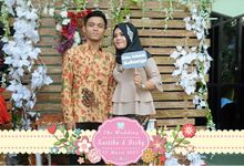 Kartika & Decky by SukaMoto Photobooth