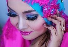 Ulfah Henna And Wedding Organizer by ulfah henna art