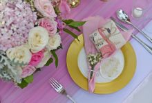 Classic Romantic Pink & Such by magical blossoms