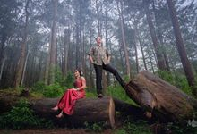 Maria + Thoyib Prewedding by Muliafoto