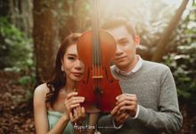 Prewedding Yudhi & Josephine by ASPICTURA