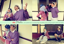 Prewedding Alis & uti by Sevenlite photography