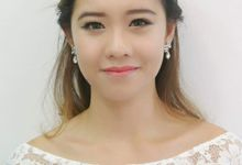 Korean Style Makeup And Hair by Tiffany Beauty Unveil Makeover