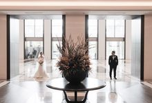 Wedding of Frans & Clara - Fairmont Jakarta by Castle Wedding Planner & Event Organizer