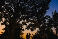Dana and Michael | Koh Samui wedding by Wainwright Weddings