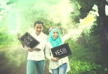Prewed Tami by Clasikers in Design