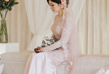 Actual Day Wedding of Yazid and Marisa by Colossal Weddings