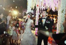The Wedding of Robby & Silvia by Irwan Syumanjaya