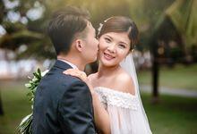 Asian Weddings by Yn.baliphotography