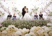 Yoshua & Novilia Wedding Day by Filia Pictures