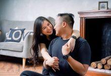 Yoshua & Novilia Couple Session by Filia Pictures