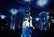 Ronny - Eva Prewedding by Goldy Photography