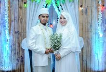 SPECIAL MOMENT THE WEDDING Rima & Halim by MEKAR PHOTOGRAPHY