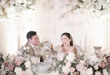 Lia Joshua Wedding by Kaminari Catering