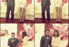 the wedding of yeru & ira by Yosua MC