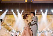 The Wedding of  Jennifer & Willix by Satori Planner