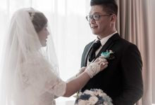 The wedding of Yoseph Kurniawan & Helen Ismaya by ID Organizer