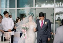 Yoshua & Silvia Wedding Day Part 2 by Filia Pictures