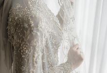 Yoshi & Putri Wedding at The Allwynn Ballroom by AKSA Creative