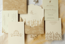 Yoshua & Michaela by Meltiq Invitation