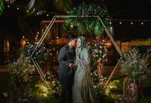 Aryaduta Lippo Village Wedding of Ghea & Adiet by Wanda Pictures