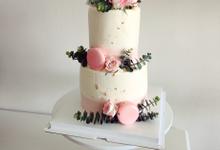 wedding cake of March 19 by Yoyosummer