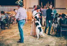 Country  Wedding by Marina Nazarova Photographer