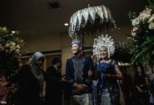 Gesa & Fadith Wedding by Lynn's Wedding
