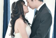 Prewedding Makeup For Lovel And Yansen by Natcha Makeup Studio