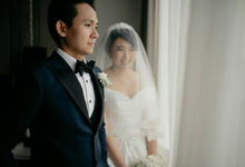 The Wedding of Fendy & Lidya by makeupbyyobel