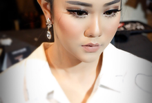 Workshop with Makeup Forever  by makeupbyyobel